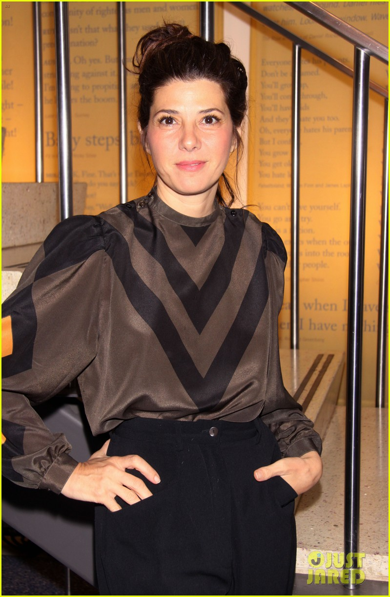 marisa tomei lily rabe the flick premiere 052829788