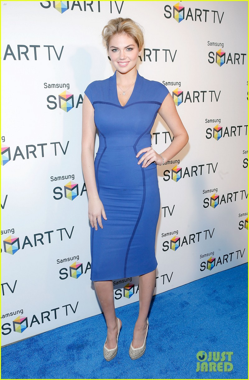 kate upton samsung spring 2013 launch party 11