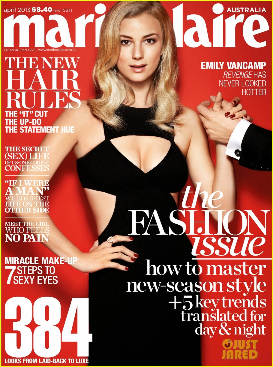 emily vancamp covers marie claire australia april 2013 01