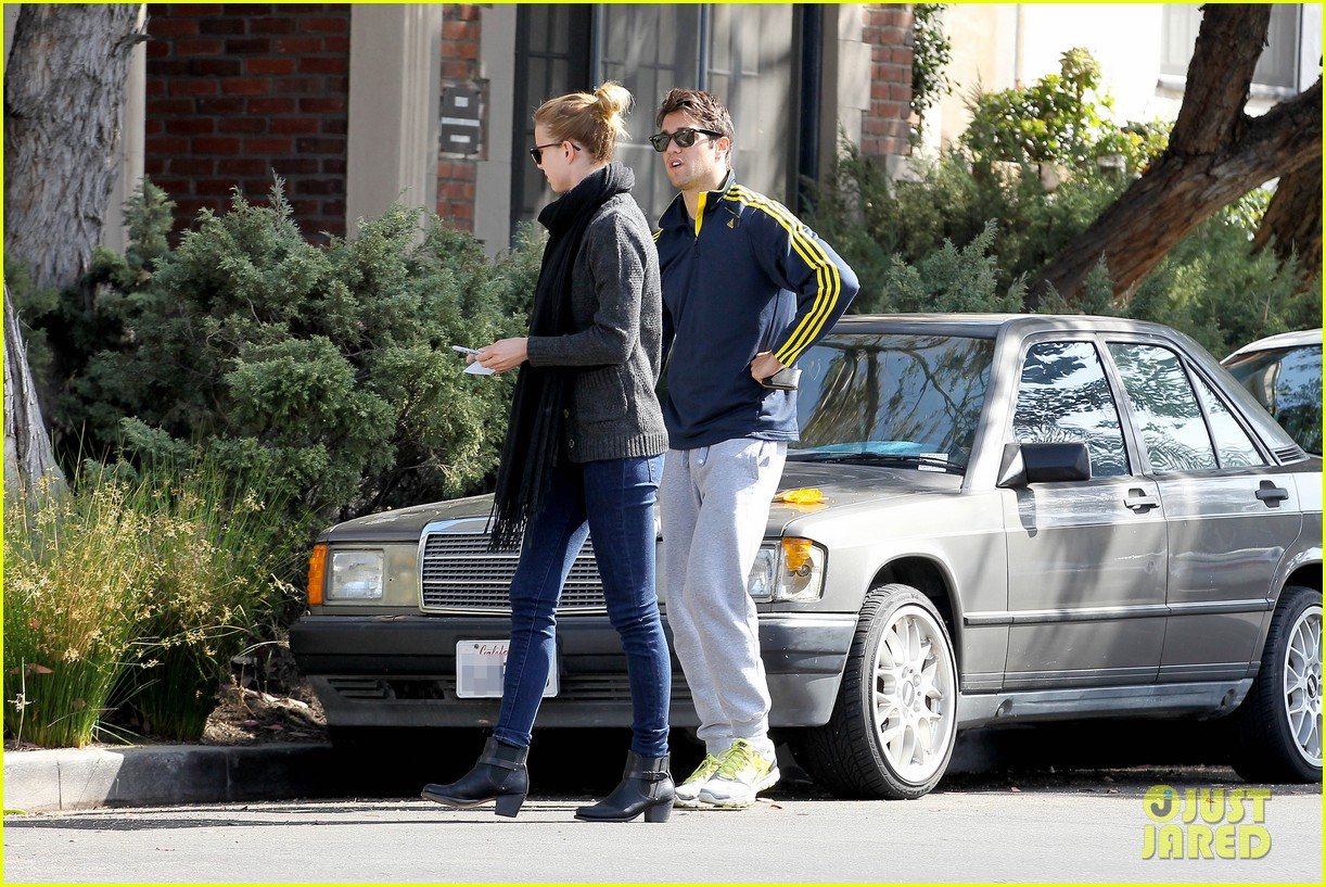 emily vancamp josh bowman fender bender blues 022835381
