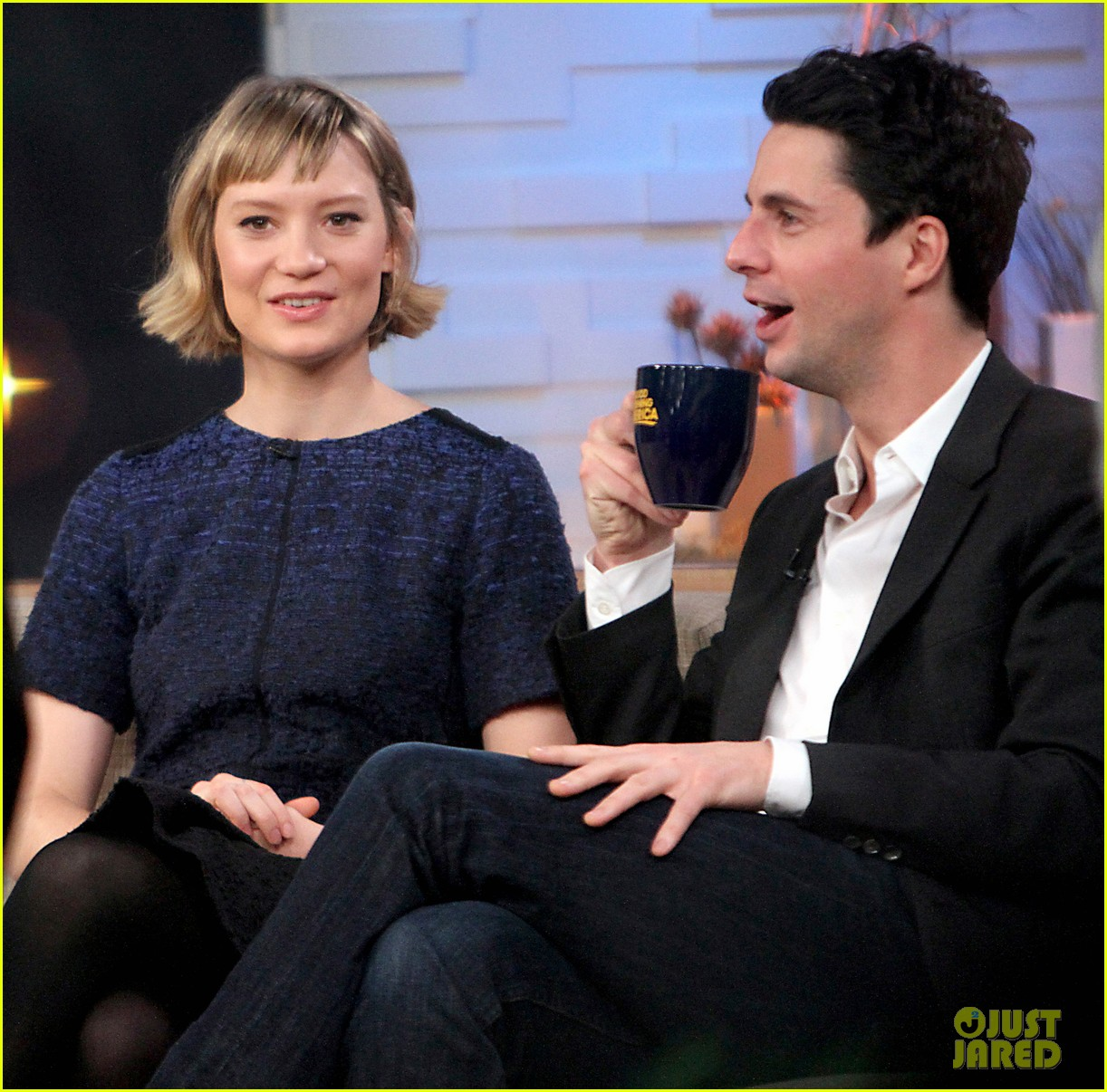 mia wasikowska matthew goode stoker in theaters now 132822657