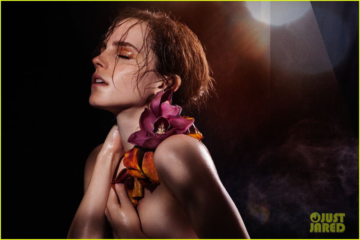 emma watson global green usa natural beauty images 032835149