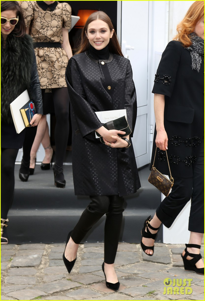 naomi watts jessica chastain louis vuitton fashion show 062825984