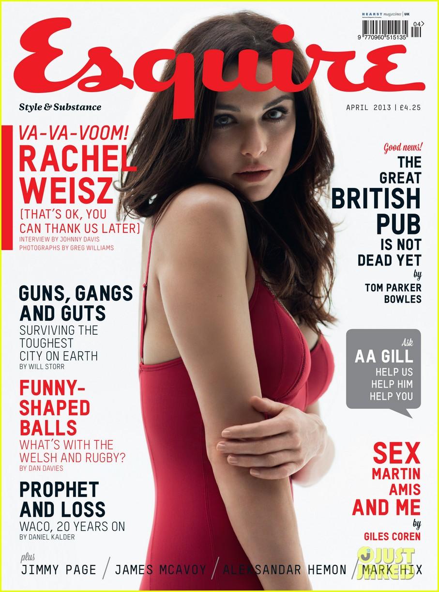 rachel weisz covers esquire uk april 2013 03