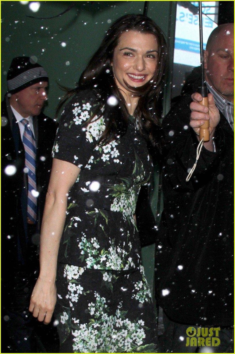 rachel weisz good morning america appearance 08