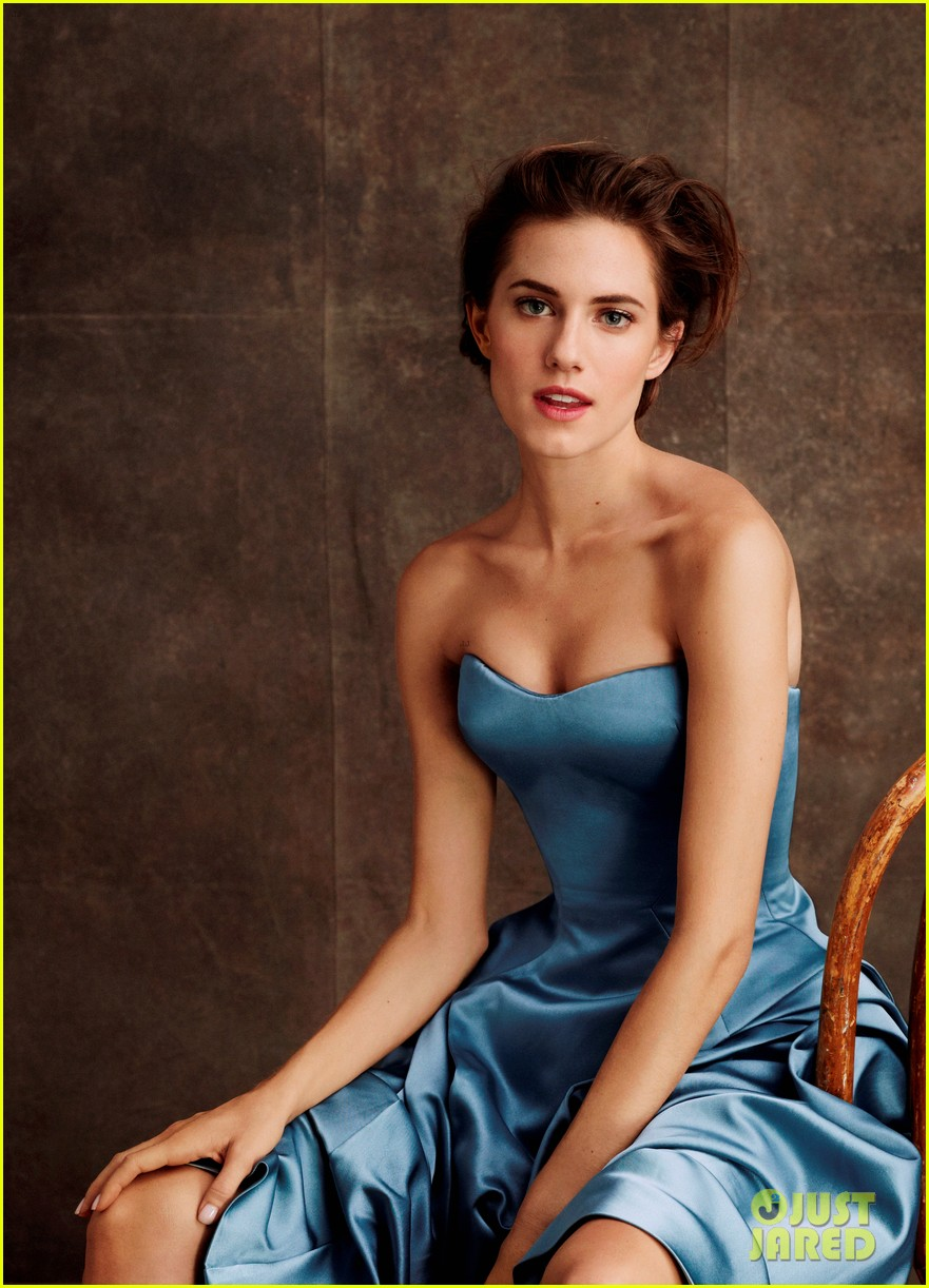 allison williams covers town and country april 2013 042826421