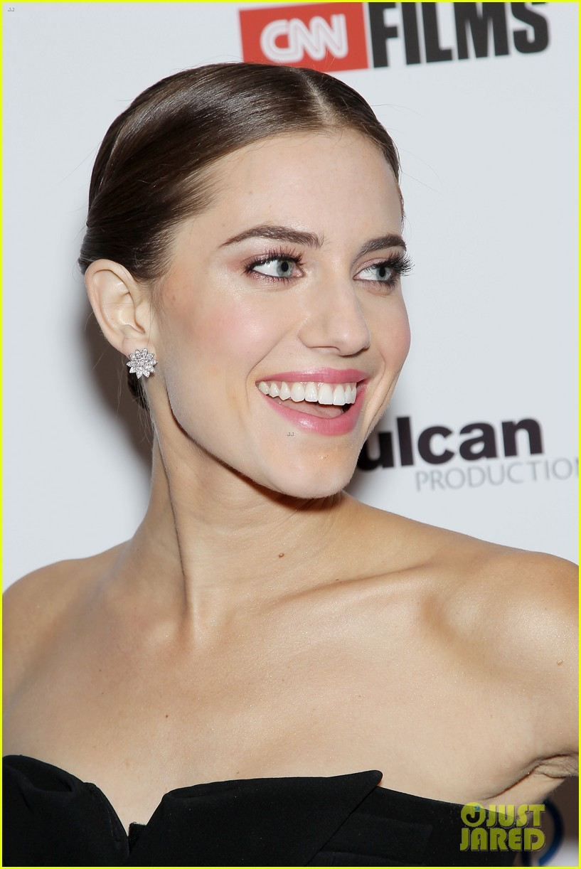 allison williams covers town and country april 2013 14