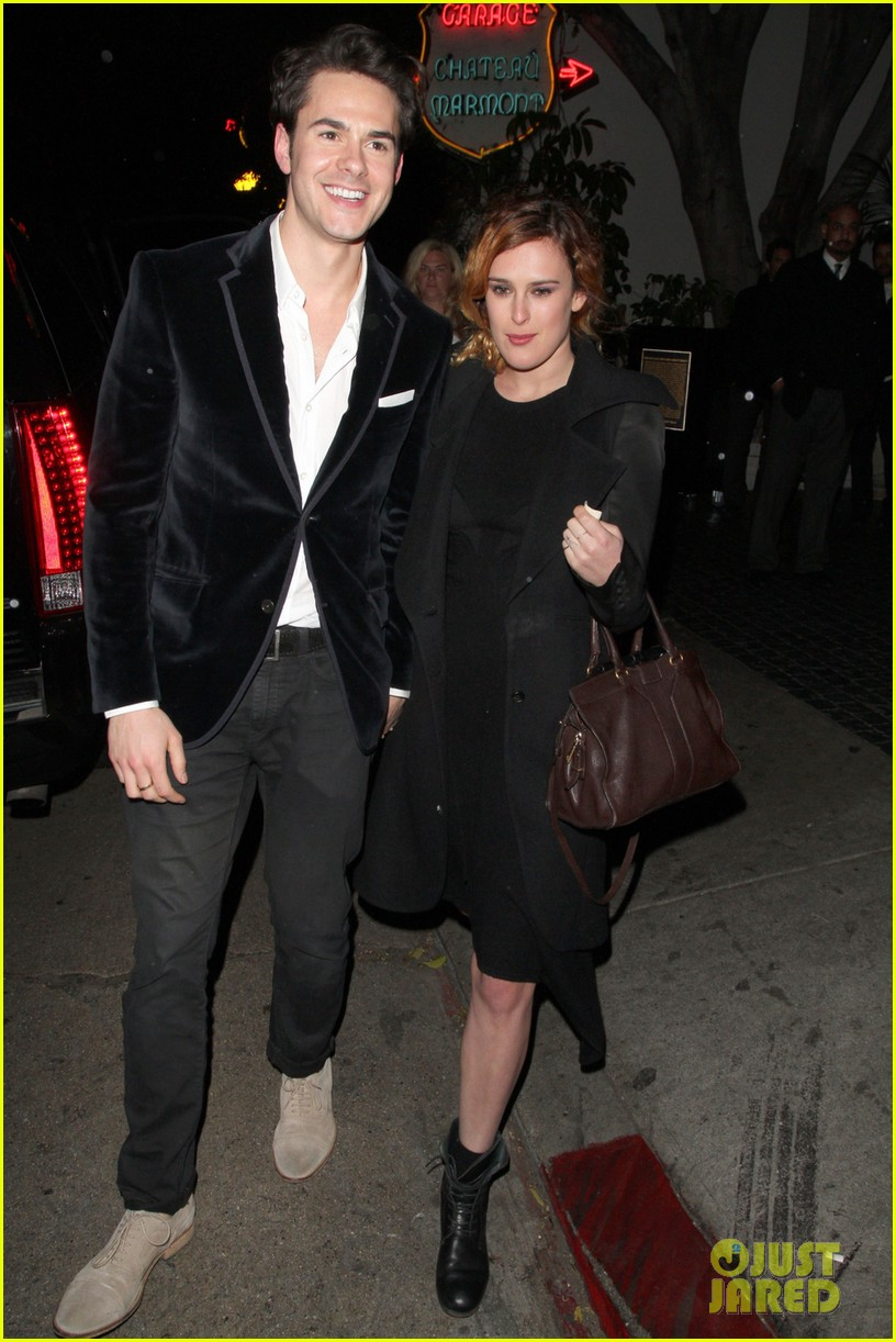 rumer willis jayson blair chateau marmont couple 032826760