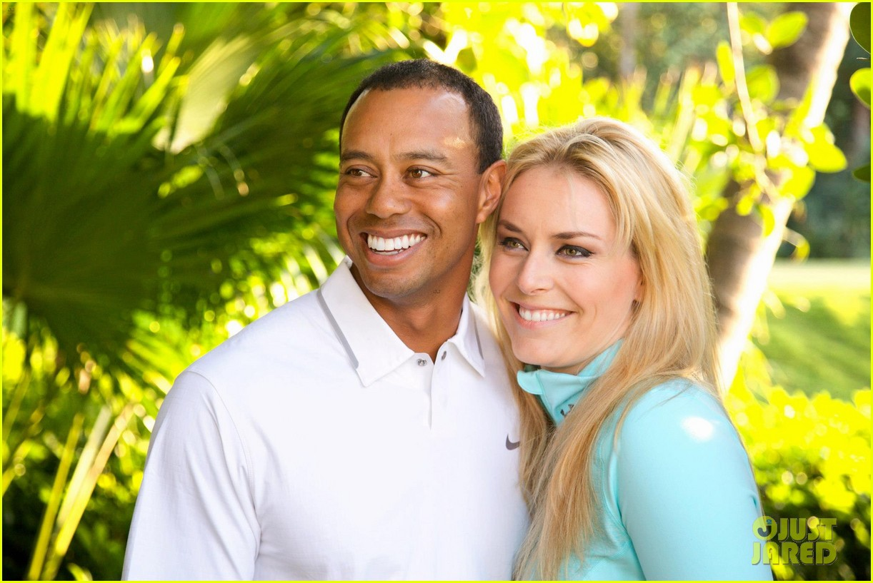 tiger woods lindsey vonn yes we are dating 02