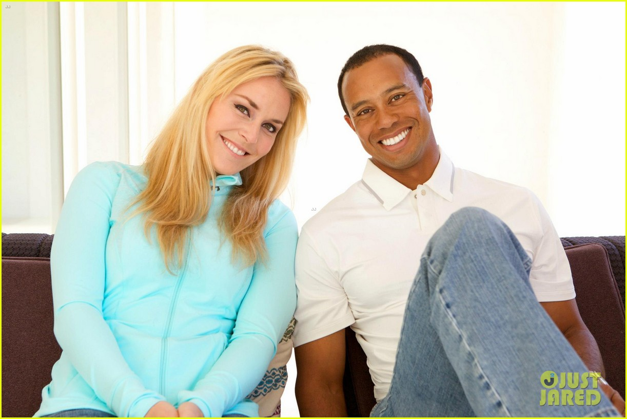 tiger woods lindsey vonn yes we are dating 03