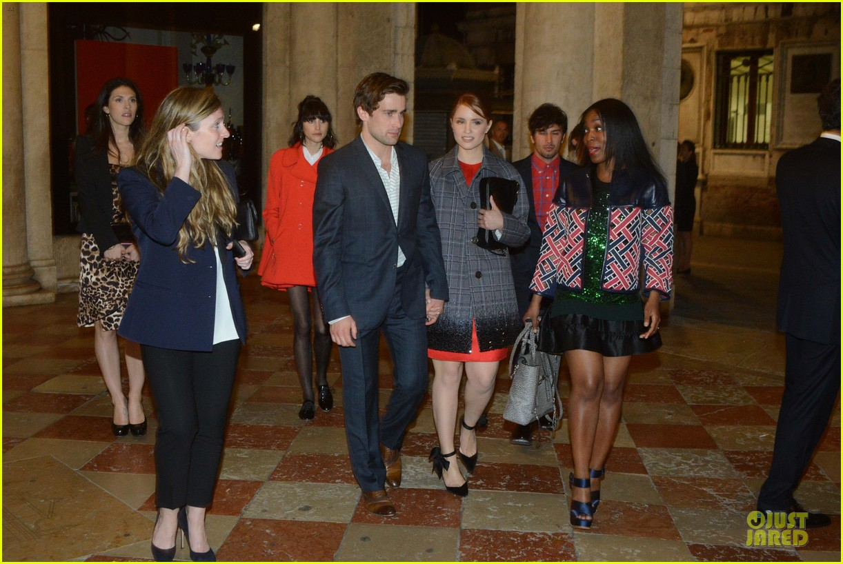 Full Sized Photo of dianna agron christian cooke louis ...