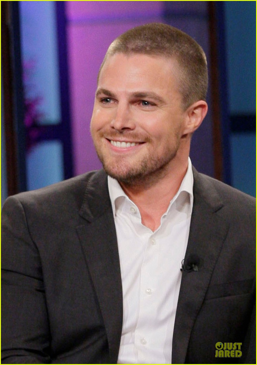 stephen amell male prostitute discussion on leno 04