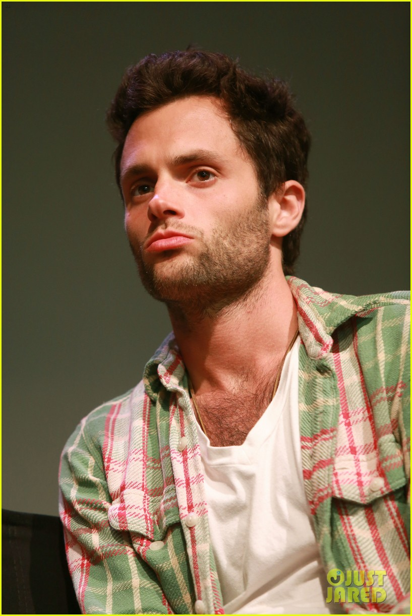 penn badgley greetings from tim buckley apple event 182858315