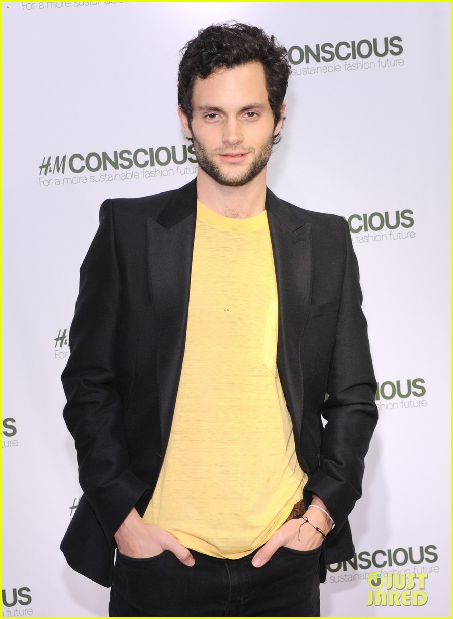 penn badgley victoria justice hm collection launches 07