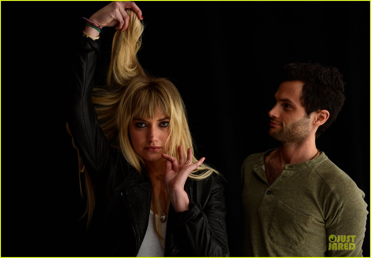 penn badgley imogen poots greetings from tim buckley tribeca premiere 092856757