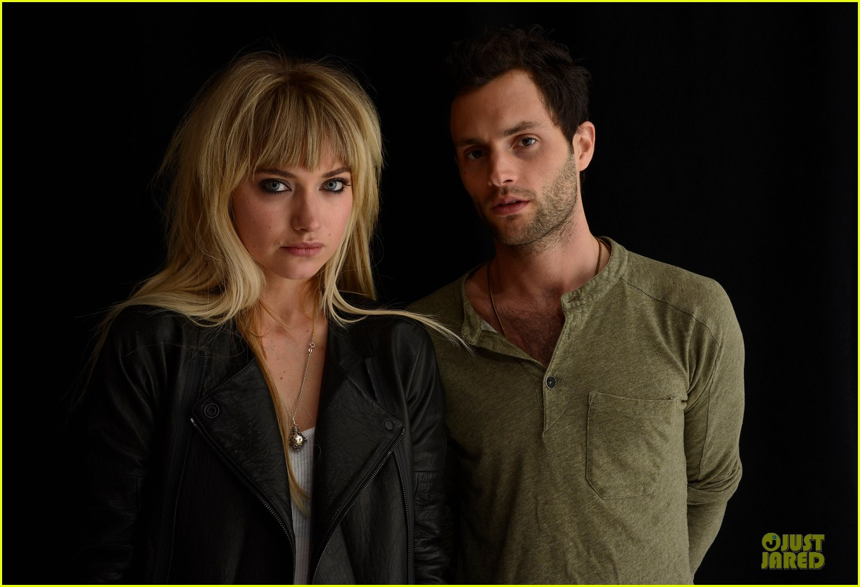 penn badgley imogen poots greetings from tim buckley tribeca premiere 102856758