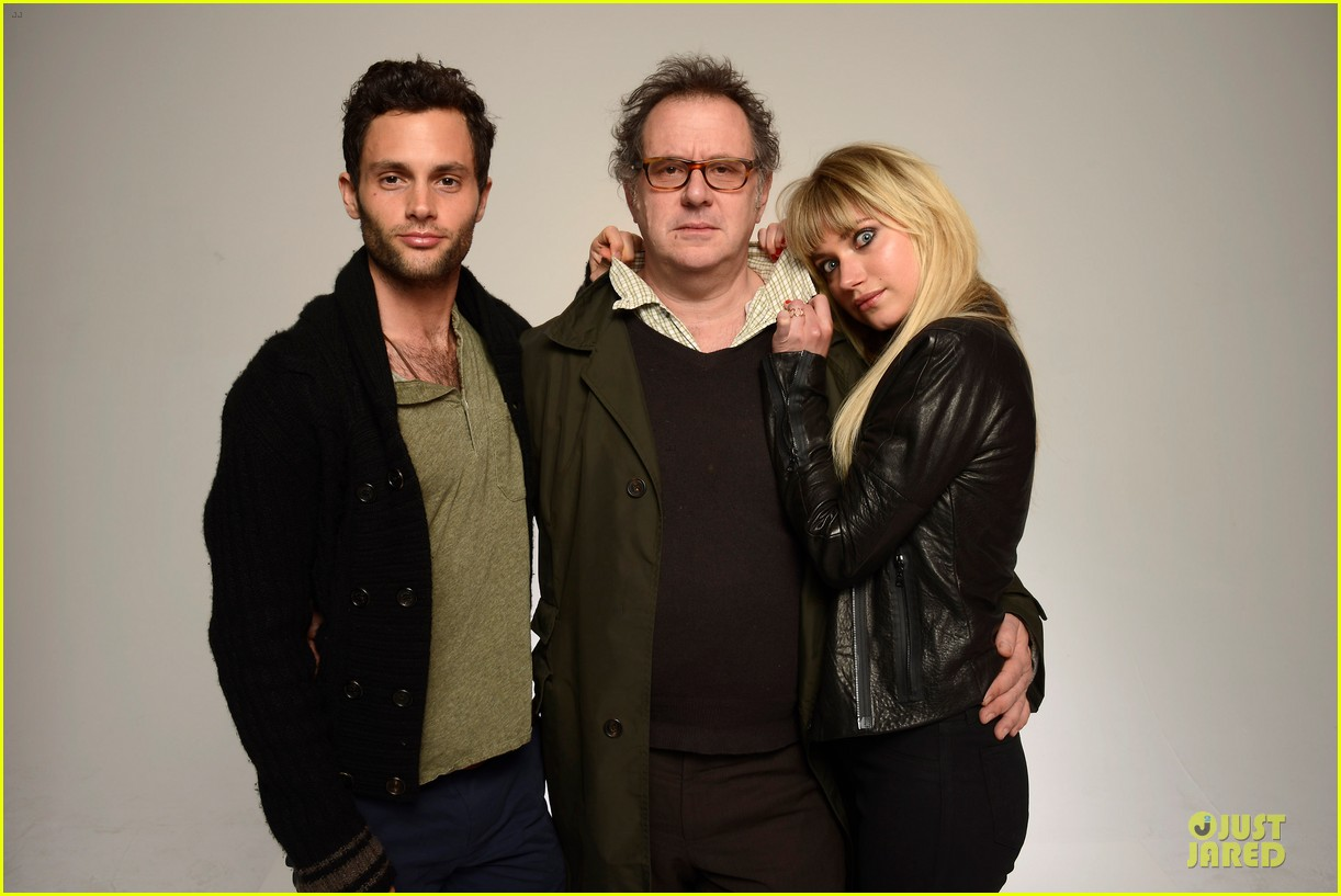 penn badgley imogen poots greetings from tim buckley tribeca premiere 132856761