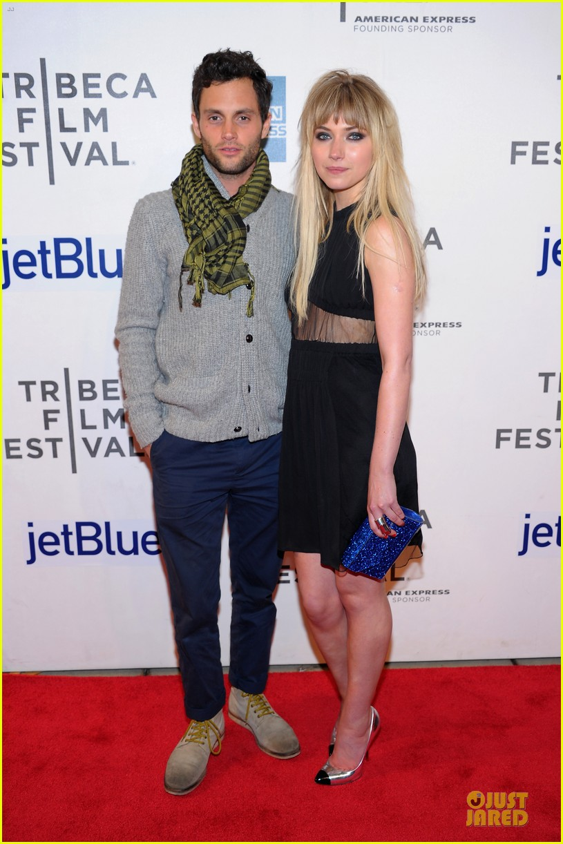 penn badgley imogen poots greetings from tim buckley tribeca premiere 15