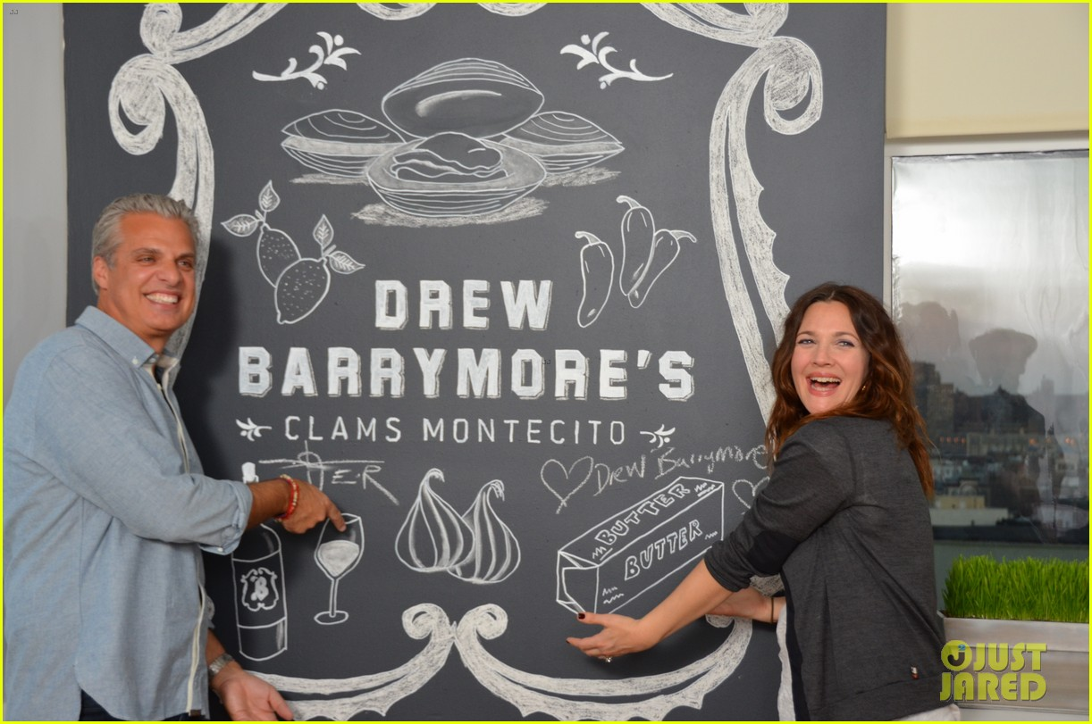 drew barrymore cooks with chef eric ripert watch now 04