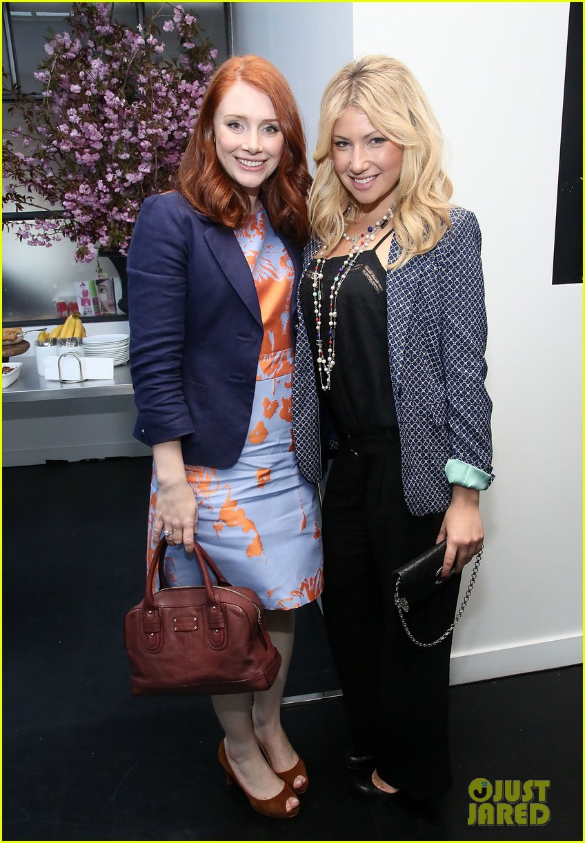 bryce dallas howard womens filmmaker brunch at tribeca 09