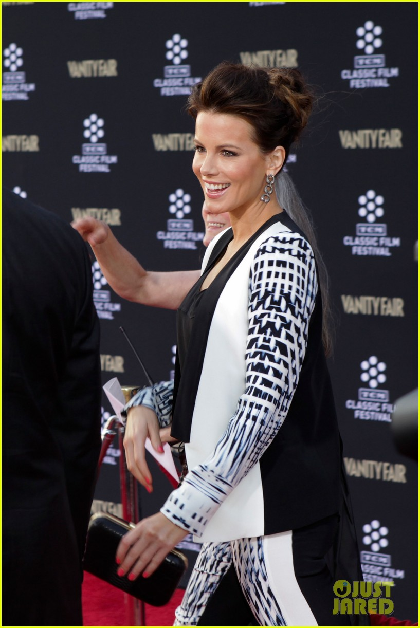 kate beckinsale tcm festival funny girl screening 02