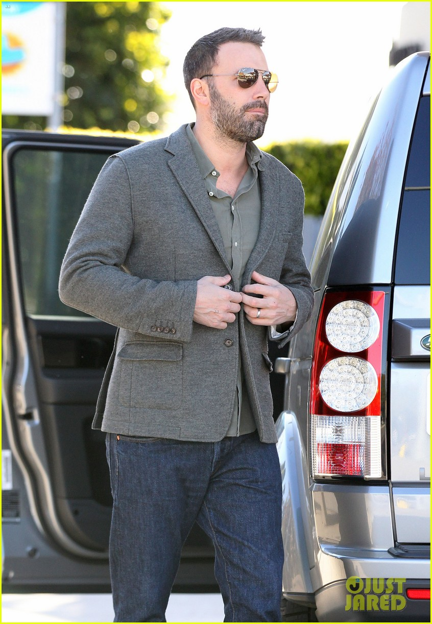 jennifer garner ben affleck hollywood dinner date 11