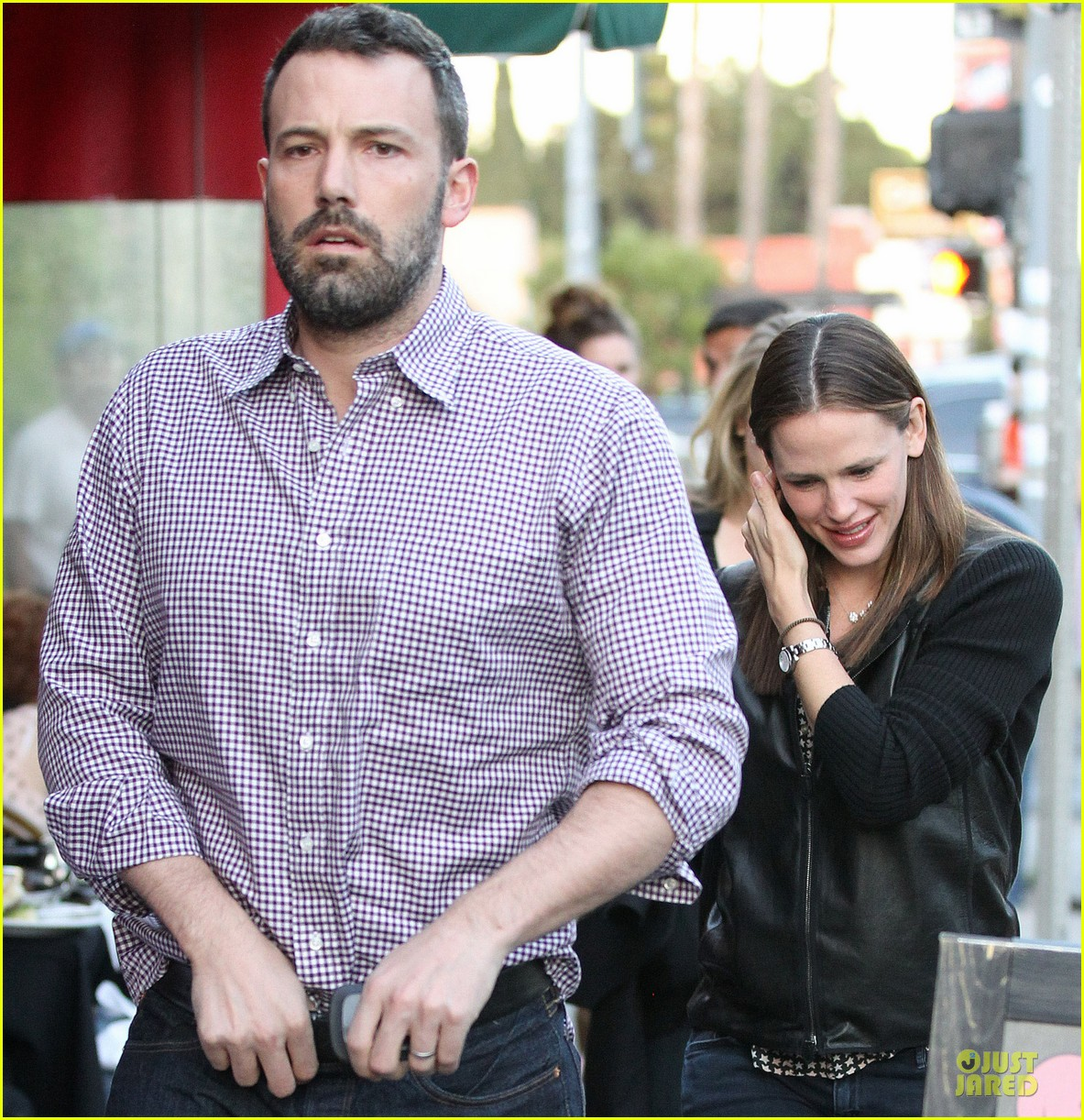 jennifer garner ben affleck hollywood dinner date 32