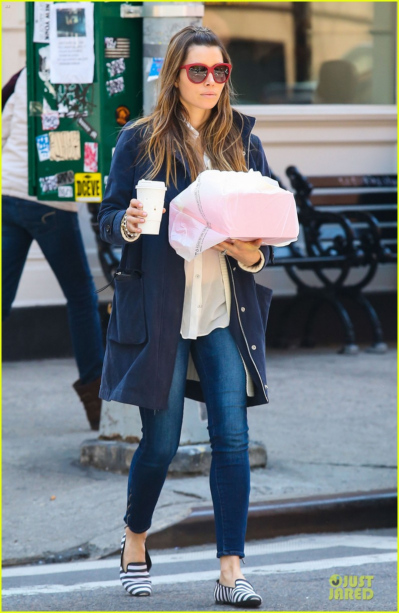 jessica biel its okay to have a margarita now 18