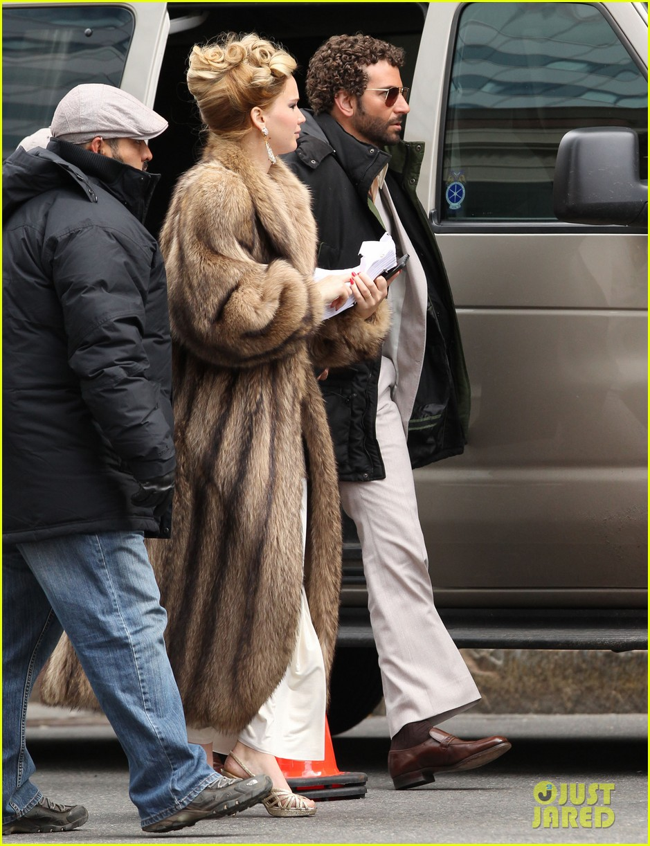 jennifer lawrence bradley cooper reunite for david o russell 02