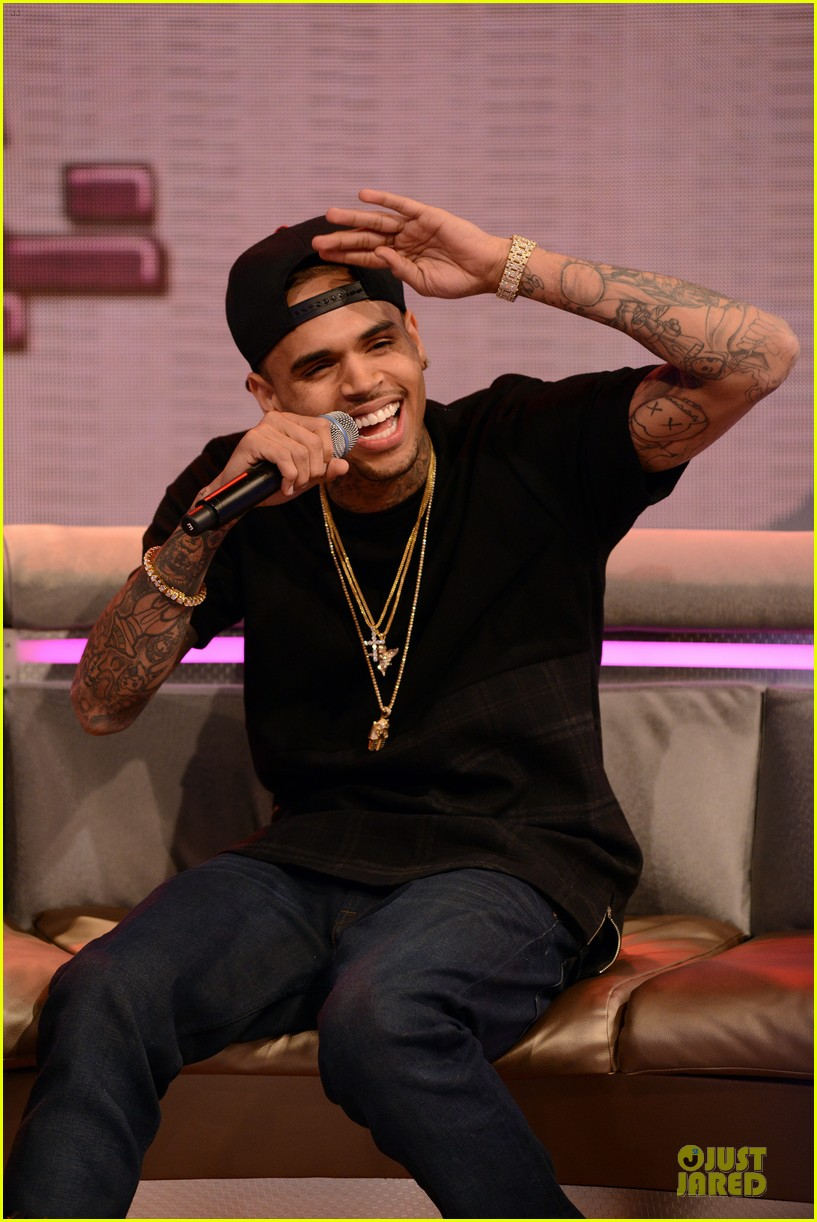 chris brown fine china promotion on 106 park 02