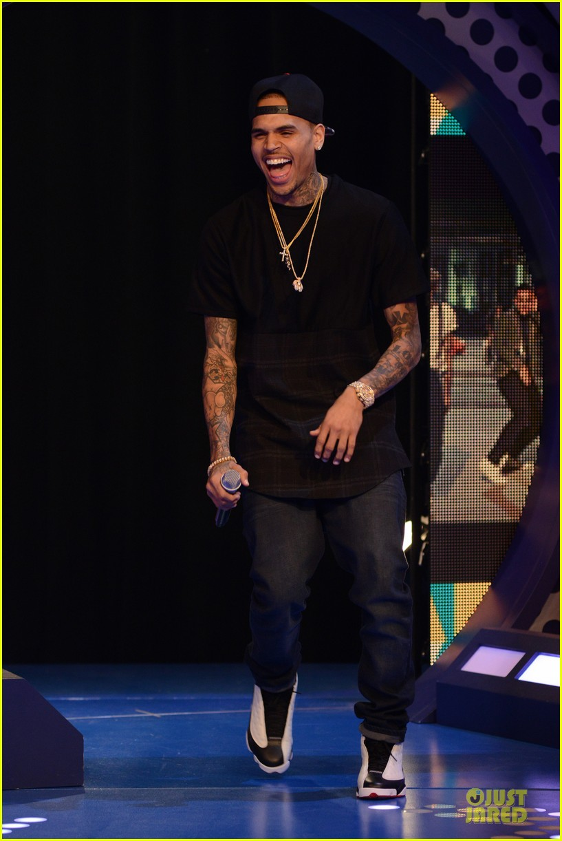 chris brown fine china promotion on 106 park 07