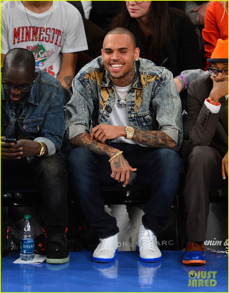 chris brown talks rihanna new album on today show2841468