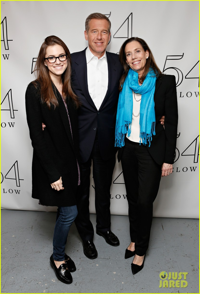 allison williams kristin chenoweth rita wilson at 54 below 05