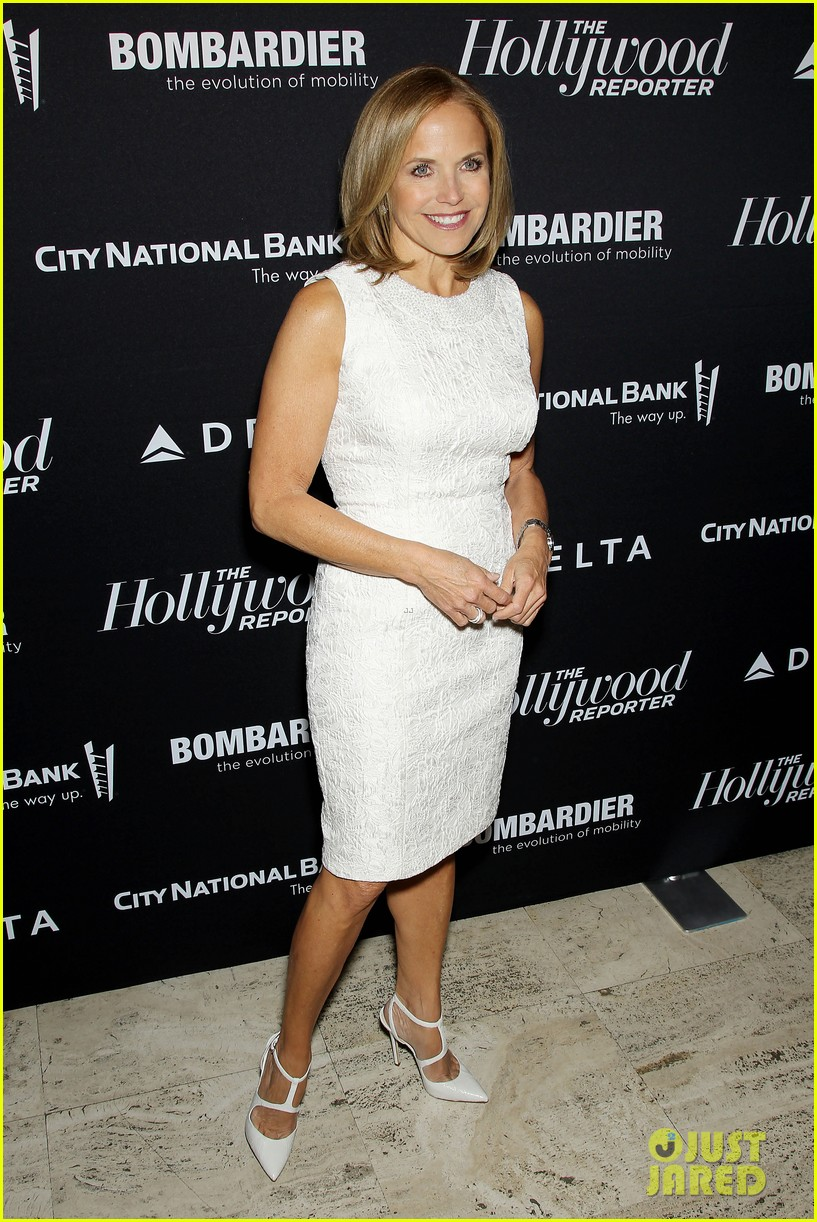 katie couric kelly ripa thr most powerful people in media event 012847364