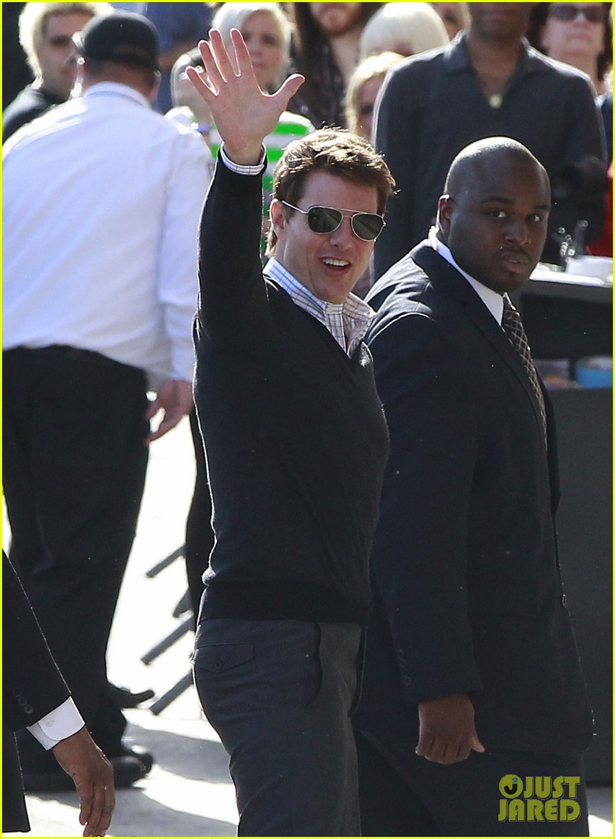 tom cruise jimmy kimmel live guest 10