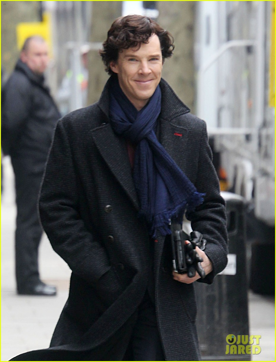benedict cumberbatch sherlock set with martin freeman 06