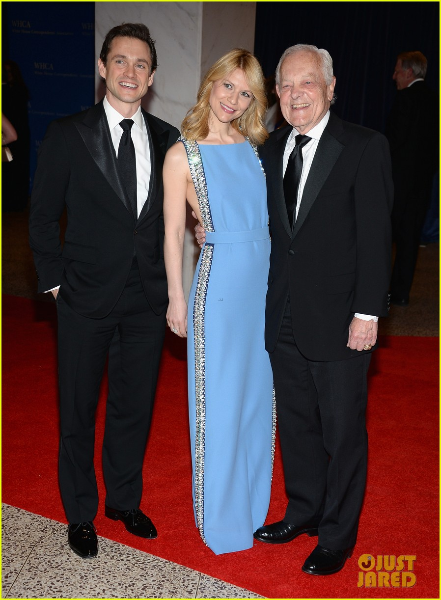 claire danes hugh dancy white house correspondents dinner 2013 05
