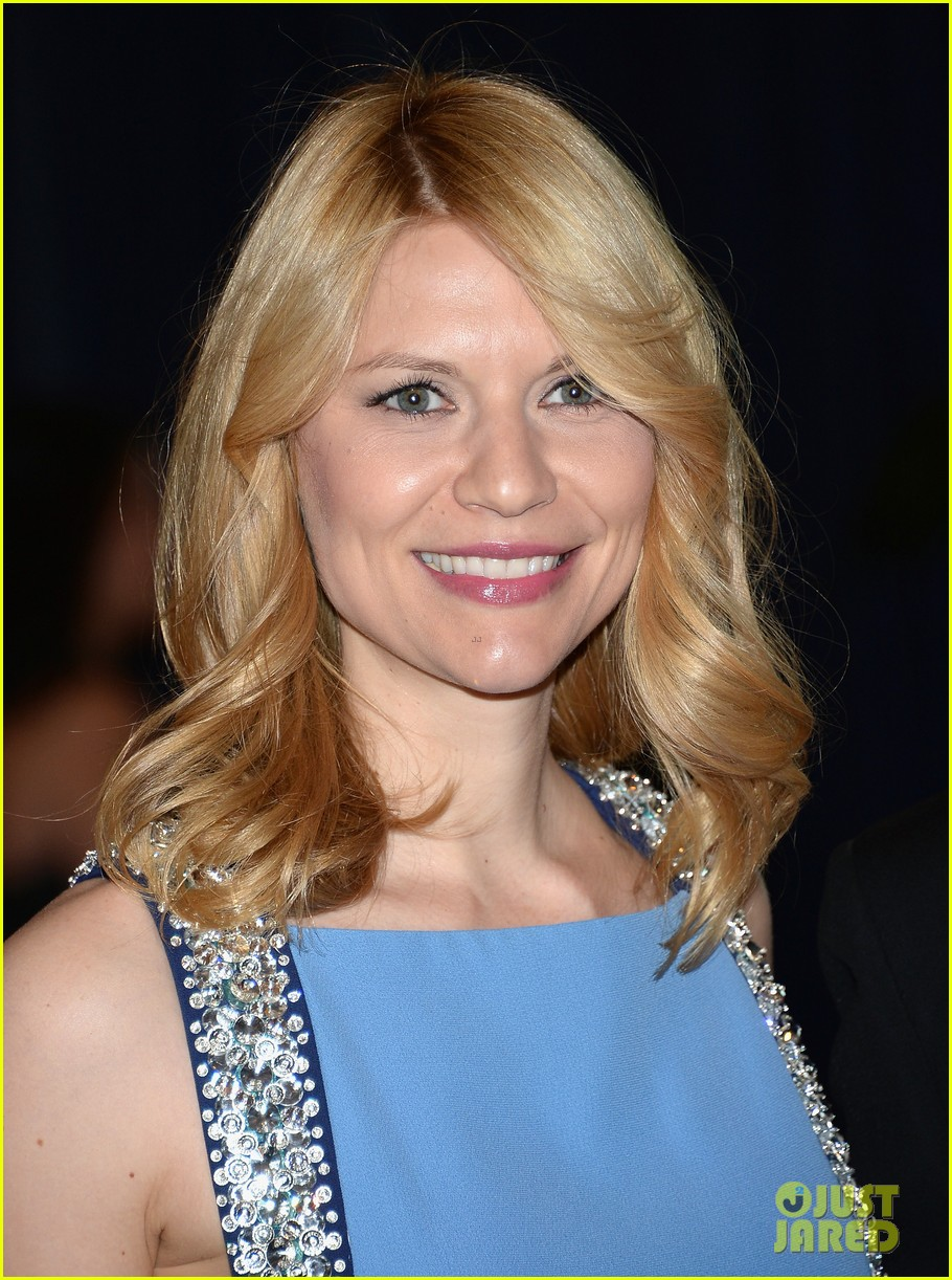 claire danes hugh dancy white house correspondents dinner 2013 082859586