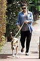jenna dewan baby bump dog walk 09
