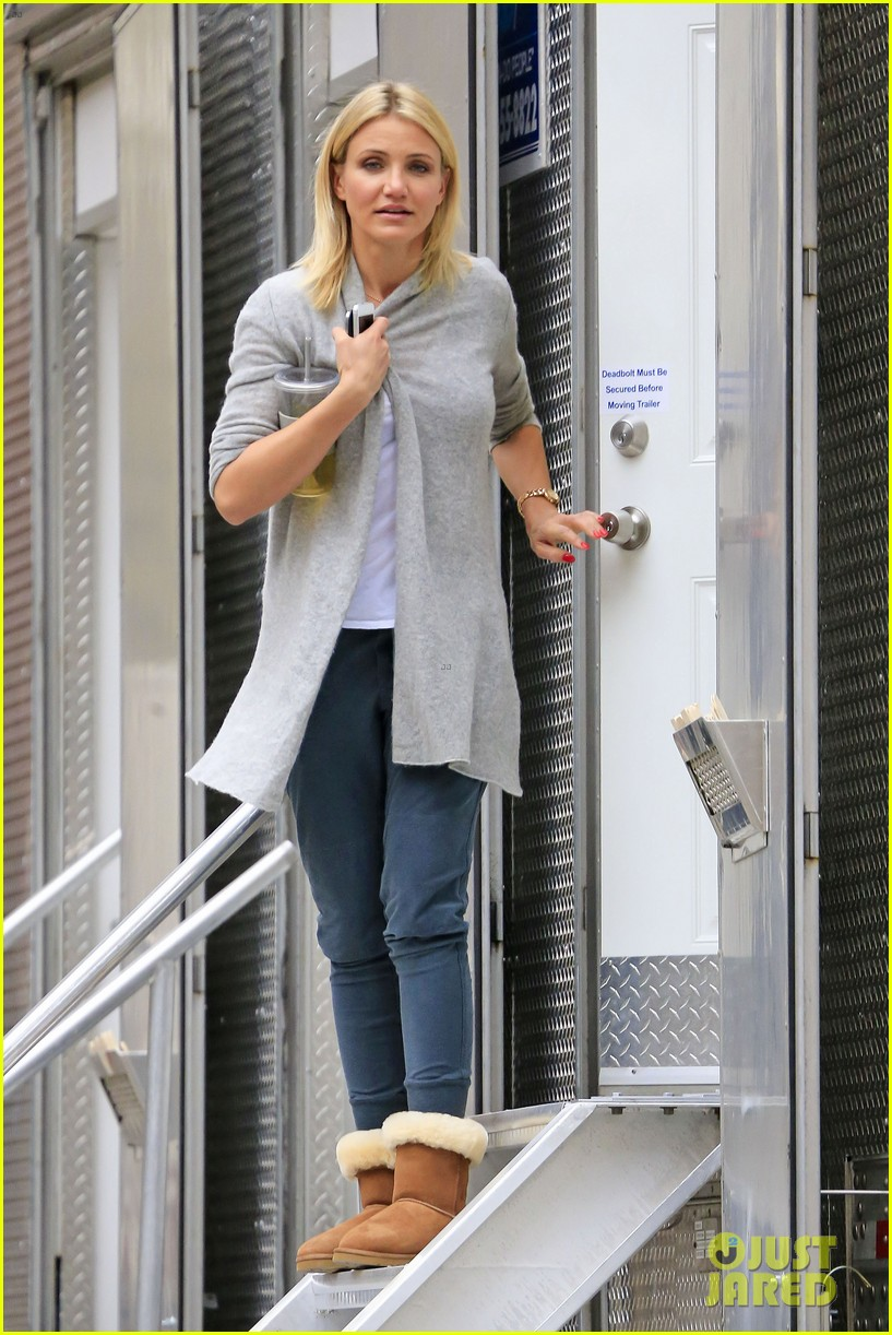 cameron diaz the other woman set break 022857133