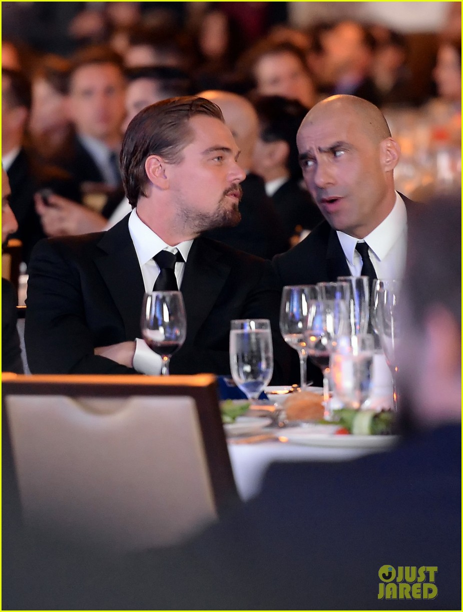leonardo dicaprio tobey maguire glaad media awards 2013 08