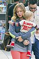 hilary duff mike comrie family breakfast with luca 11