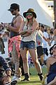 hilary duff mike comrie coachella with sister haylie 07