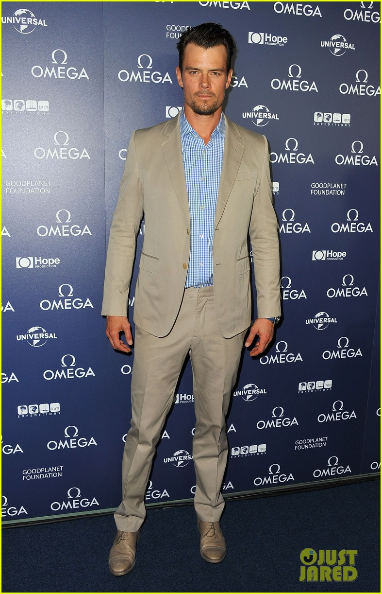 josh duhamel planet ocean launch 05