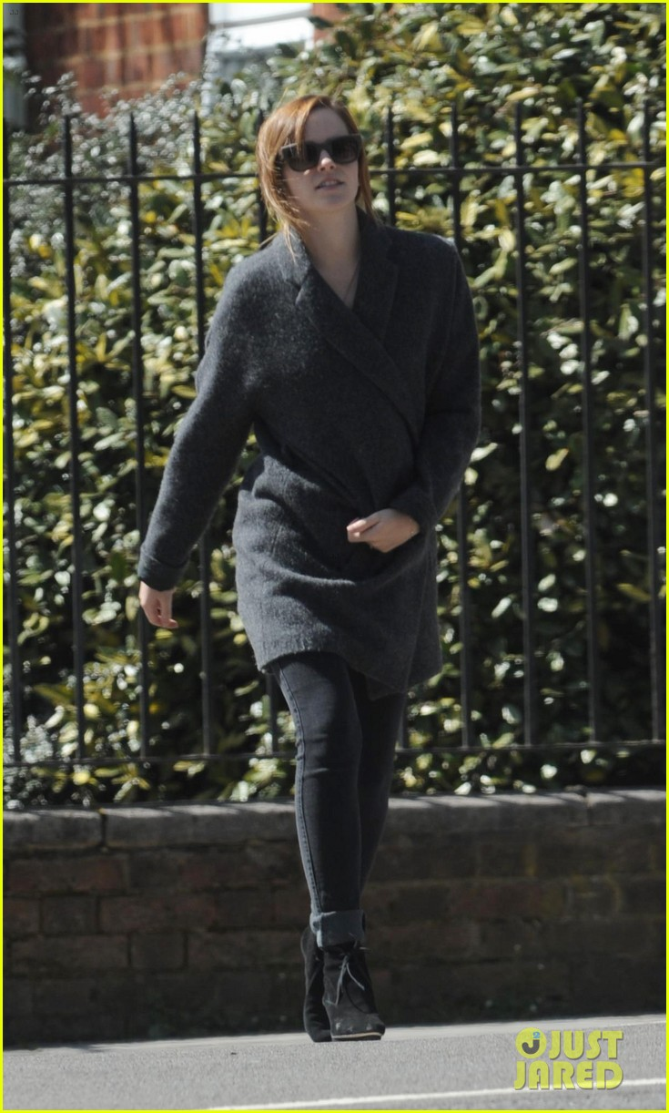 emma watson lovely in london 13