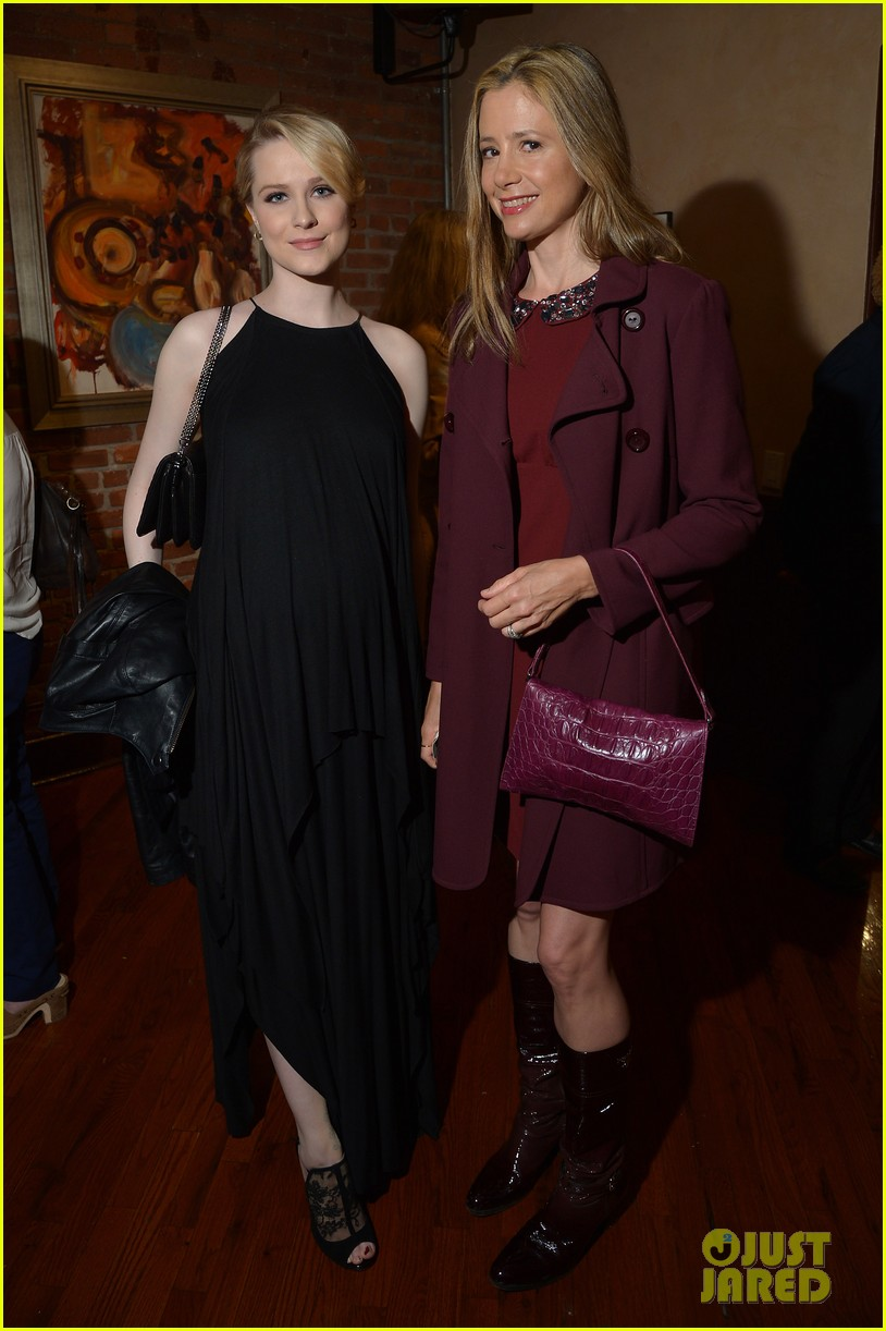 evan rachel wood abigail breslin tribeca welcome lunch 102852733