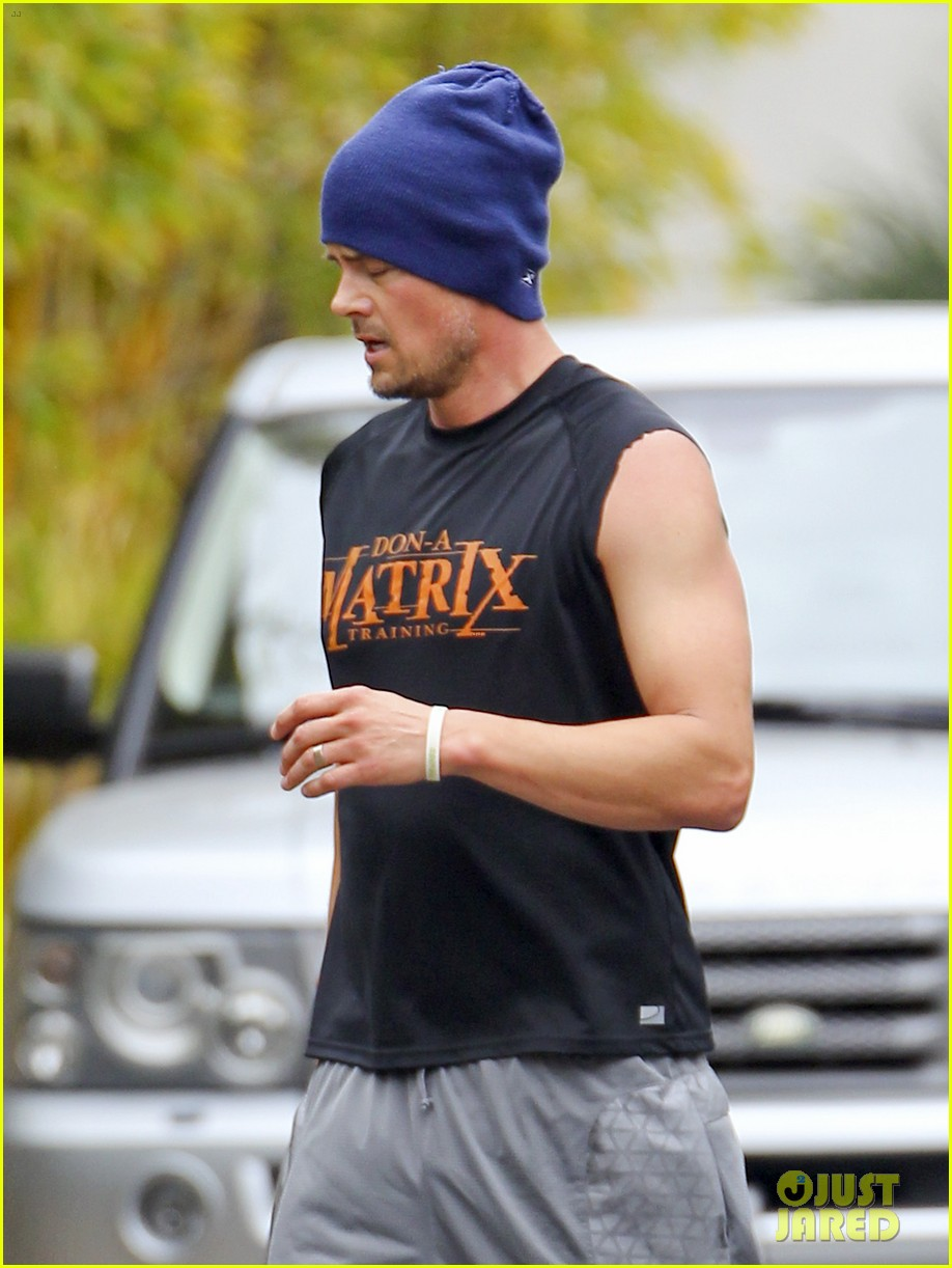 fergie josh duhamel easter sunday church goers 092841105