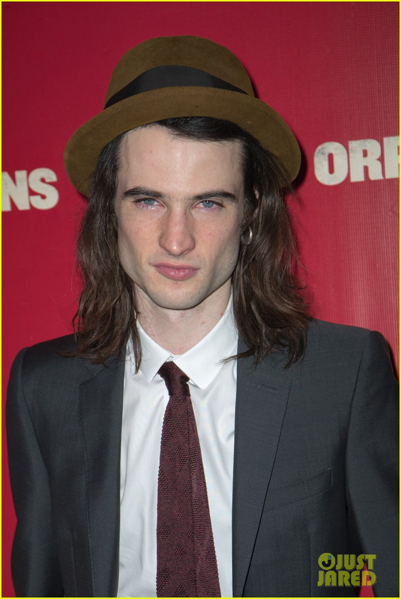 ben foster tom sturridge orphans broadway opening 132853611
