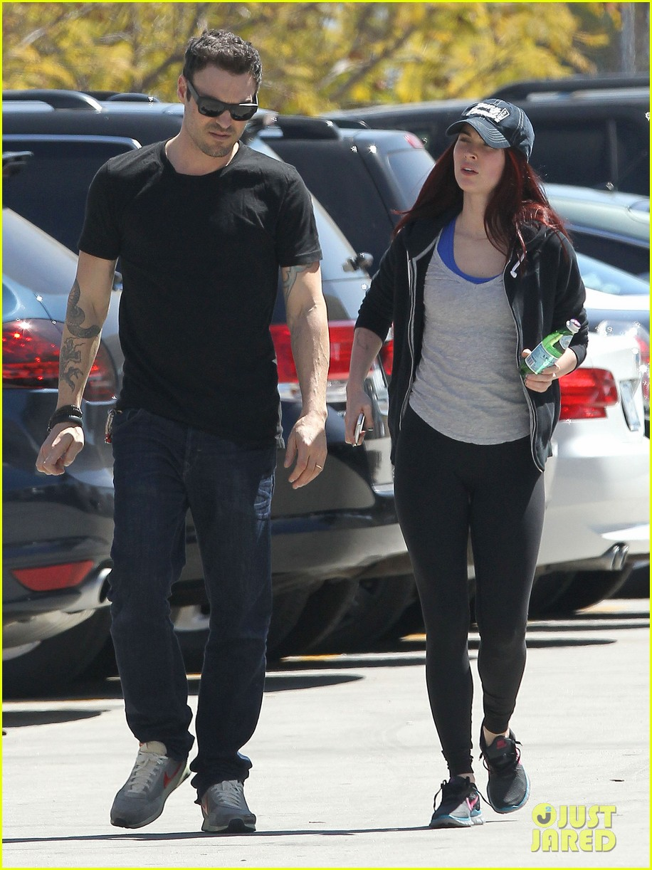 megan fox brian austin green sunday lunch lovebirds 032855249