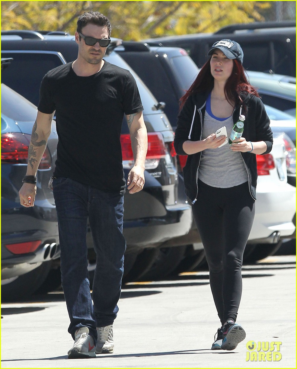 megan fox brian austin green sunday lunch lovebirds 06